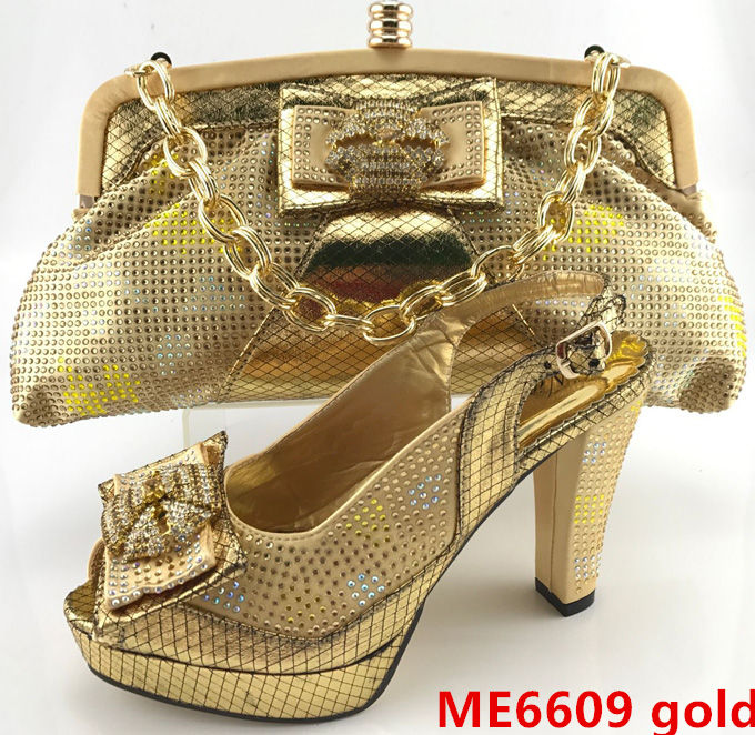 Italian And For High And Set Party Shoes High Set Shoes Heels Fashion New Bag Evening Quality Bag dWx4w6SSHn