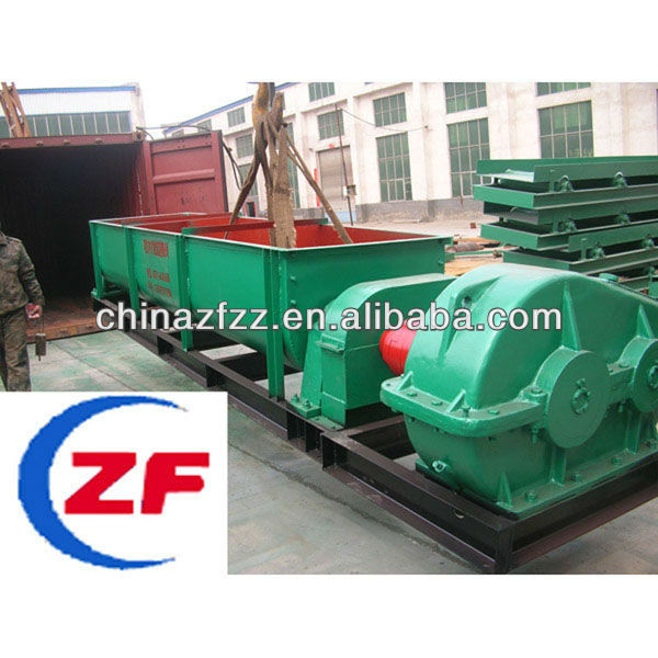 Clay mixing machine,Industrial mixer for making bricks