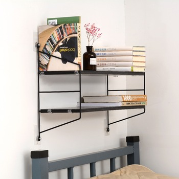 pretty nice 11a94 94839 Floating Shelving Pocket System , DIY Tier Ladder Shelf Racks And Clapboard  Bookcase Use For The Bedroom, Kitchen, View storage display small ladder,  ...