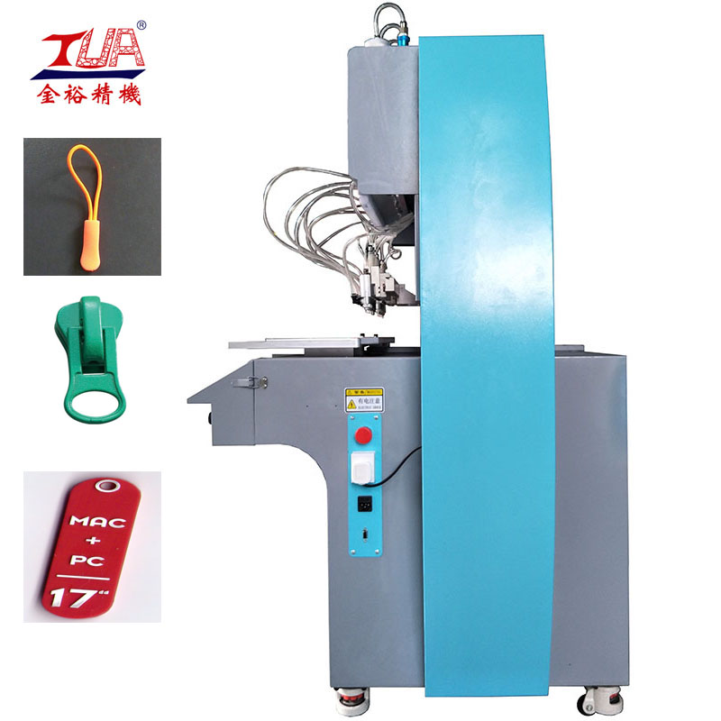 Dongguan PVC Zipper Dispensing Making Machine