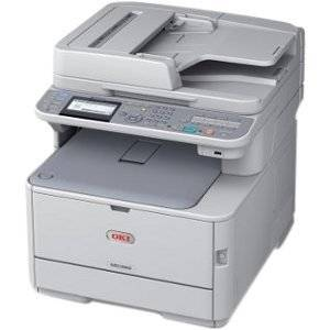 Oki Data - Oki Mc562w Led Multifunction Printer - Color - Plain Paper Print - Desktop - Copier/Fax/Printer/Scanner - 31 Ppm Mono/27 Ppm Color Print - 1200 X 600 Dpi Print - 25 Cpm Mono/23 Cpm Color Copy Lcd - 1200 Dpi Optical Scan - Automatic Duplex Print - 350 Sheets Input - Fast Ethernet -