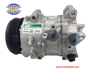 Four Seasons 198307 Denso 7SES17C for Toyota RAV4 2.5L Auto air conditioning Car AC Compressor