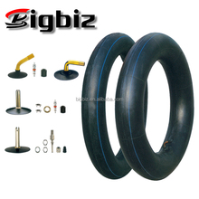 Butyl/natural rubber motorcycle inner tube 2.50x18.