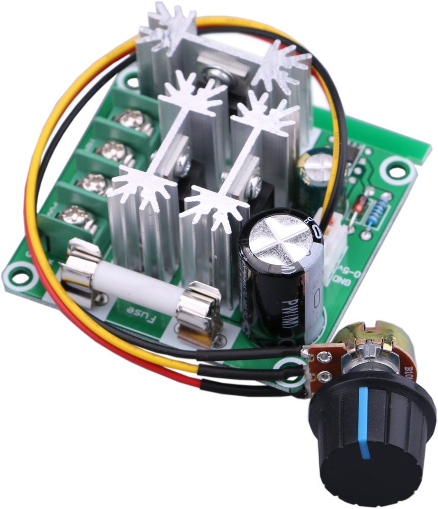 Cheap Plc Motor Control Circuit Find Fan Speed Controllerelectronic Controller Get Quotations Yeeco Dc 6v 90v 15a 1000w 16khz 12v 36v