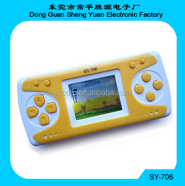 SY-706 Fun birds game with back light portable game kids game