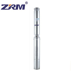 4STM4/5 220V High Speed Submersible Deep Well Pump
