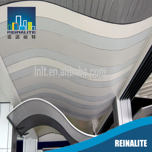 Customized aluminum building material pin hole ceiling board