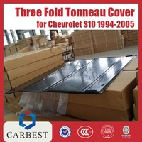 High Quality Aluminum Tonneau Cover for Chevrolet S10 Gmc Sonoma Short Bed