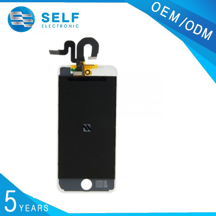 USA Black LCD Screen Display + Touch Screen Digitizer for ipod touch 5 5th Gen