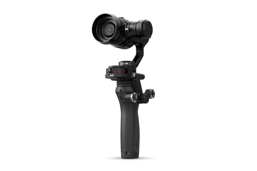 DJI Osmo Pro Combo 4K Camera and Handheld Gimbal