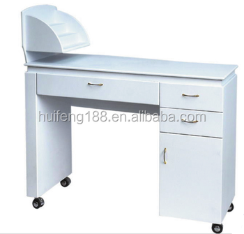 Manicure Table For Sale >> Hot Sale White Manicure Table View Manicure Table Huifeng Product Details From Guangzhou Huifeng Hair Salon Equipment Firm On Alibaba Com