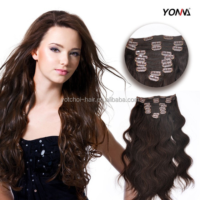 Buy Cheap China Human Remy Hair Clip On Extensions Products Find