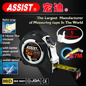 the most newly developed and cheap different useful LED light measuring tools tape measure manufacturer