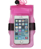 Pvc Waterproof Cell Phone bag Arm Bag with Strap for IPhone IPad