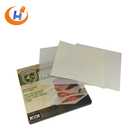 Paper 100% Paper Wax Paper Biodegradable Food Grade Clear Transparent Wax Paper Sheets Food Grade For Patties 100% Biodegradable