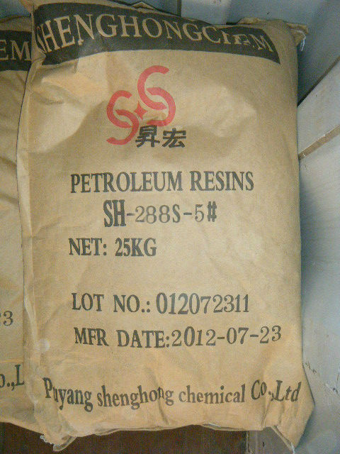 Hot melt adhesives used Light Color C5 Aliphatic Petroleum Resin SH-1204 3#