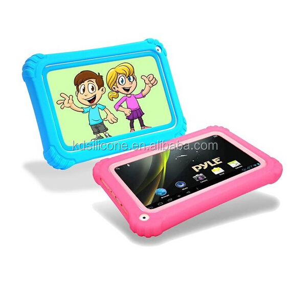 Kid Proof Rugged Tablet Case For 10.1 Inch Tablet,Cute Silicone ...