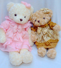 Lovely And Cute Soft Toy Stuffed Animals Plush Teddy Bear With Heart For Child