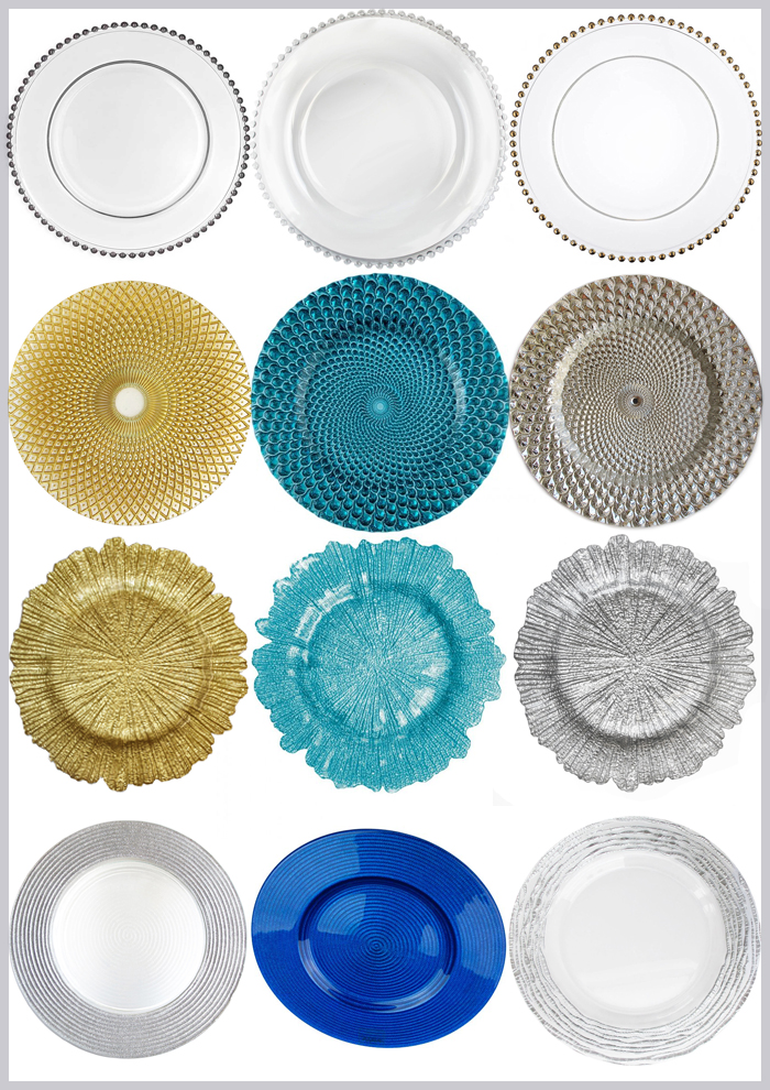 Wholesale custom made flower charger plate dinner plate carrier  sc 1 st  Alibaba & Wholesale Custom Made Flower Charger Plate Dinner Plate Carrier ...
