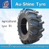 Aushine agriculture farm tractor tire 15.5x38