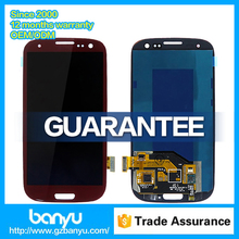 Touch screen glass replacement service pack for samsung galaxy s3 verizon