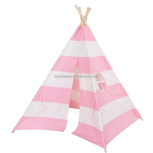 Fun Kids Indoor Play Indian Teepee Tent