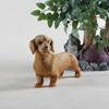 Promotion toy wholesale dachshund animated dog
