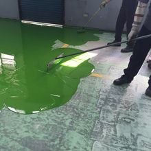 EPOXY FLOOR PAINT INDUSTRIAL FLOORING
