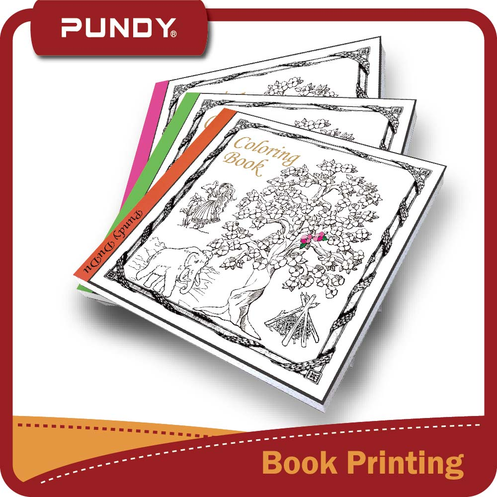 Co coloring book printer paper - Co Coloring Book Printer Paper High Quality Customized Adult Coloring Book Printing To De Stress
