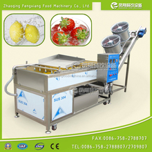 Hot Sale Spray Vegetable Melon Dates Washing and Drying Machine