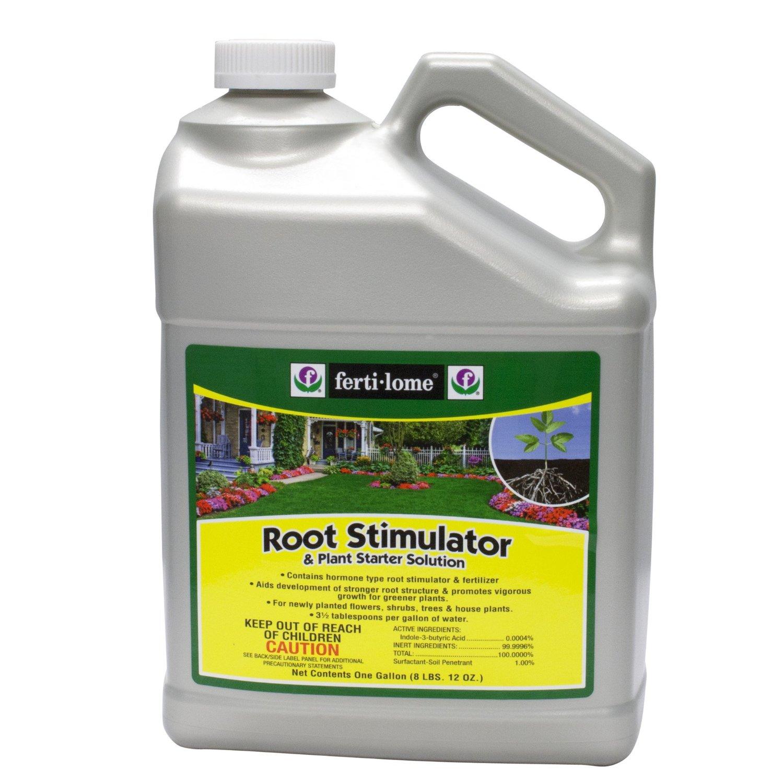 Ferti-Lome Root Stimulator and Plant Starter Solution 4-10-3 - Gallon
