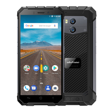 "Ulefone Rüstung X Wasserdicht IP68 Smartphone 5,5 ""HD <span class=keywords><strong>Quad</strong></span> Core Android 8.1 2 GB + 16 GB 13MP NFC Gesicht ID 5500 mAh Drahtlose Lade Telefon"
