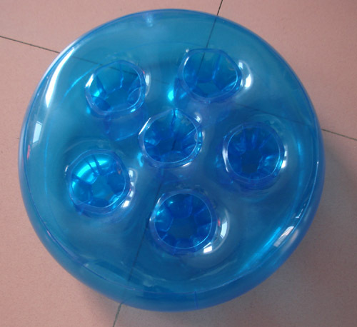 Promotional PVC Inflatable Beach Ball and water ball