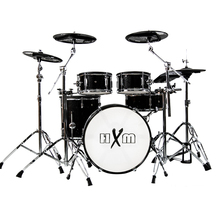 HXM XD-1000 flaggschiff alle <span class=keywords><strong>holz</strong></span> mesh head digital drum set elektronische drum set percussion drum set
