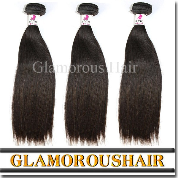 40 Inch Hair Extensionsfactory Wholesale Peruvian Straight Hair