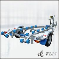 Jet Ski Speed Boat Small Boat Aluminum Trailer
