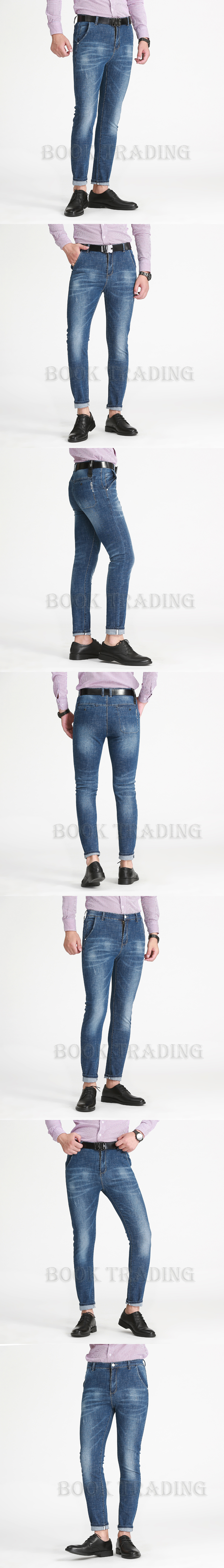 China factory custom wholesale made high quality popular mens skinny jeans