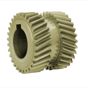 Factory price gear hobbing different teeth helical gear reducer