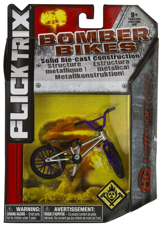 "Hoffman Bikes: Flick Trix ~4"" Finger Bomber Bikes Series"