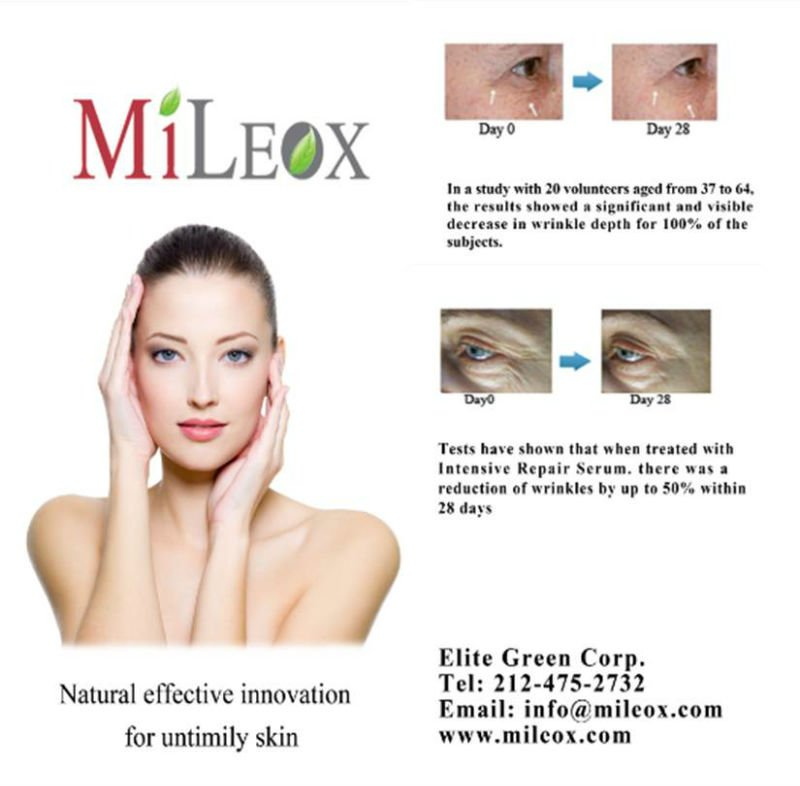 MiLeox-Phytocell Sérum Booster