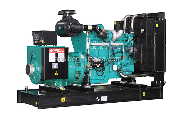 350kva genset generator price with cummins engine