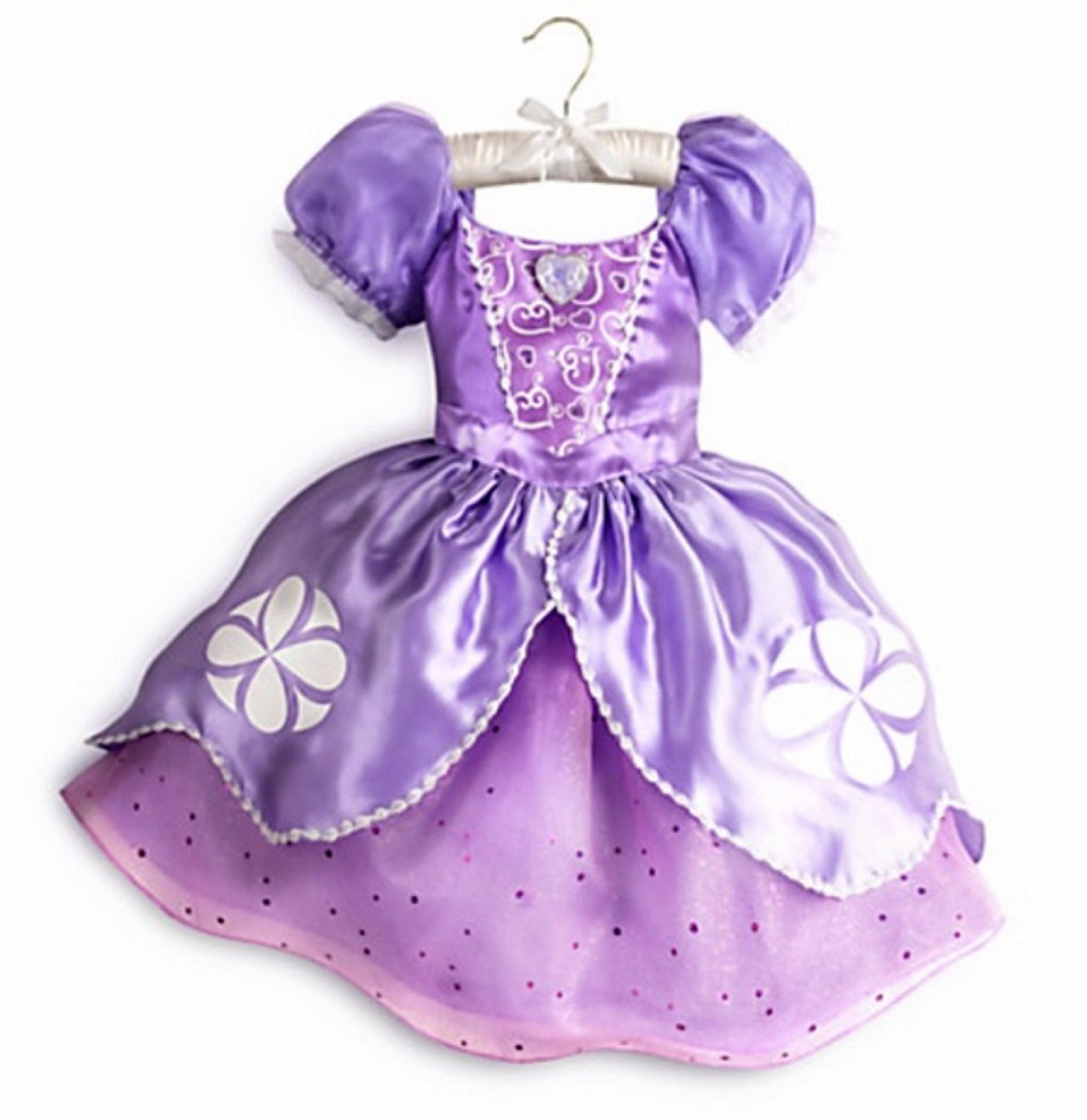 Buy Disney Princess Sofia The First Costume Dress For Girls Size 5 6 In Cheap Price On Alibaba Com