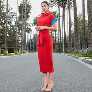 9172c276487 Formal Midi Dress Wholesale