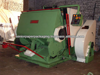 die cutting machine for cardboard