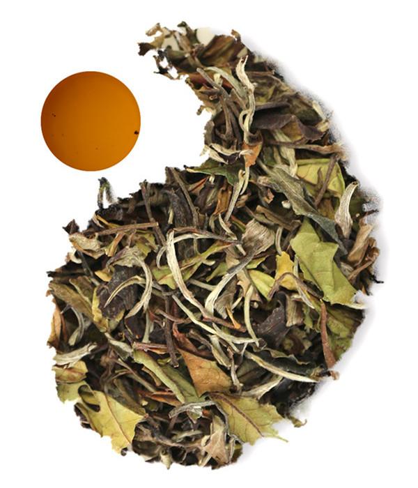 Pai Mu Tan Chinese white tea Organic loose leaf white peony - 4uTea | 4uTea.com