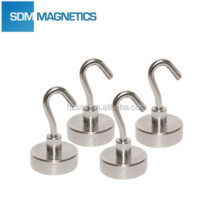Low Weight Loss and Low Demangetization large u-pole hook magnets with ISO/TS 16949