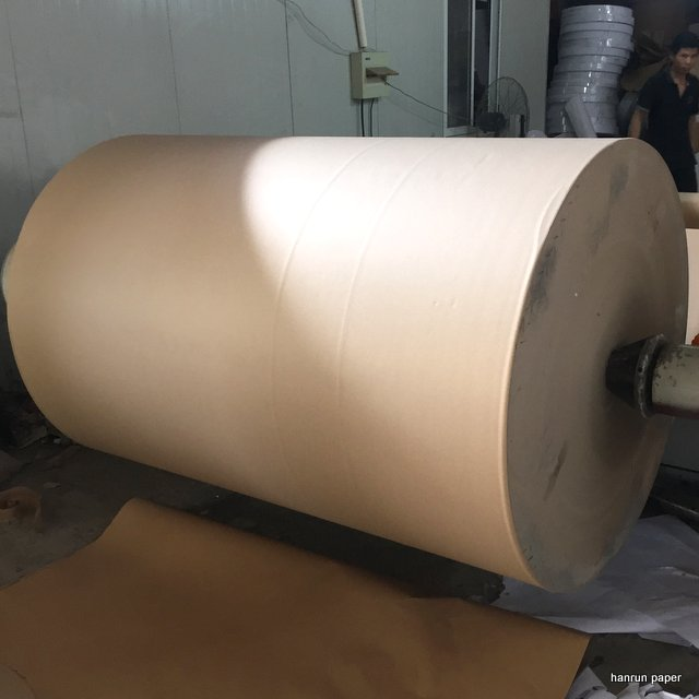 30/48gsm Sublimation Protective Tissue Paper Used Under Sublimation Paper For Large Format Roller Heat Press Transfer Machine