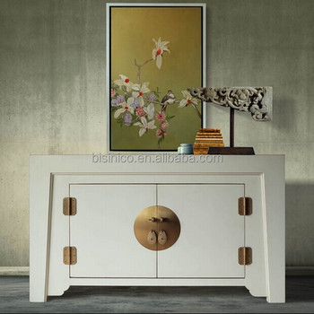 Asian Creative Antique Living Room Console Table/side Cabinet , Classic  Wood Side Cabinet/