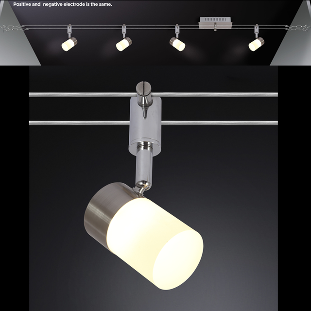 Spotlight Linear Suspended Ceiling