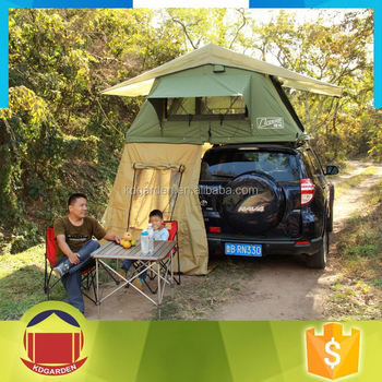 car tent for tourism